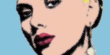 Create Pop Art Inspired by Lichtenstein
