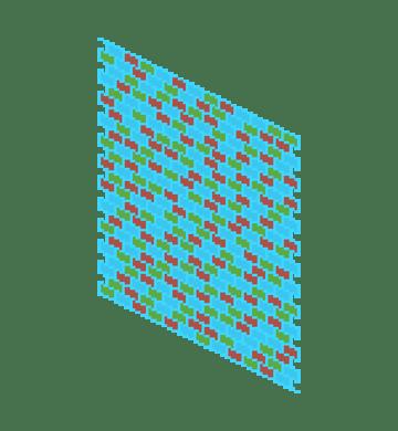 random color bricks 2