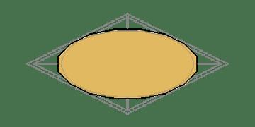 pixelating polygon