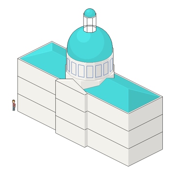 lines for dome windows