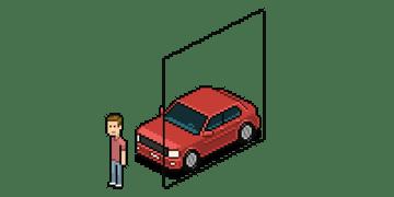 defining a car width