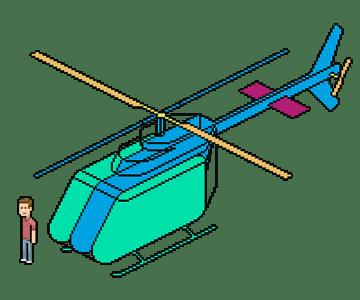 adding tail rotor