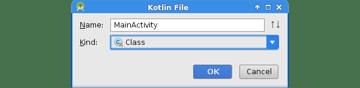 New Kotlin file dialog