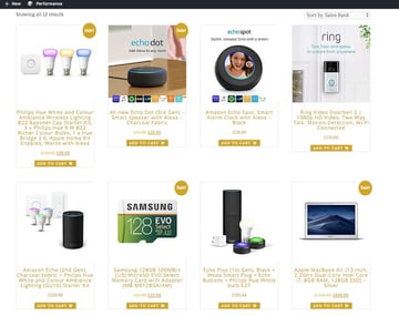 Well be building a fully-functioning Amazon affiliate store