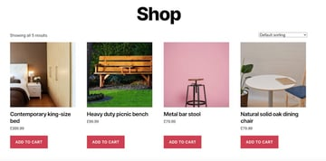 You can also use Elementor to re-design your Product Archive page which WooCommerce creates automatically