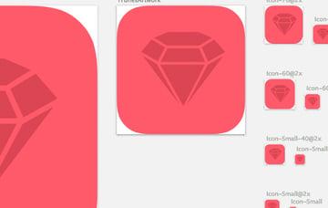 Sketch Icon Stamper