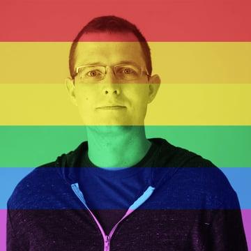 Full-rainbow Jackson Couse