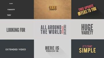 creative typography examples