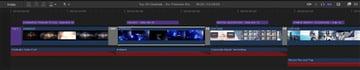 Magnetic timeline in Final Cut Pro X