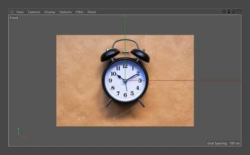 Alarm clock reference image