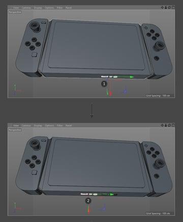 Add Nintendo Switch details