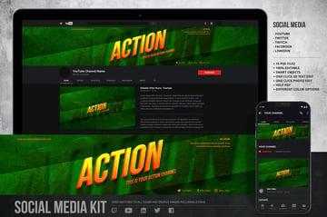 action media kit