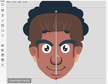 new face elements