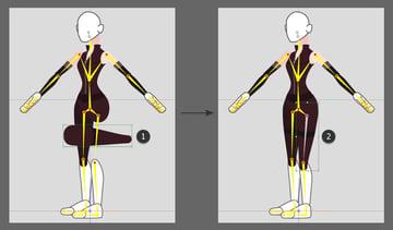 adjust thigh