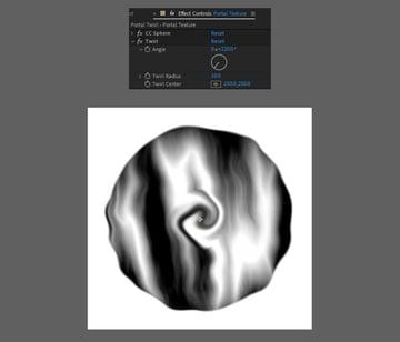 twirl settings