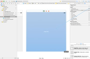 Adding an Image View