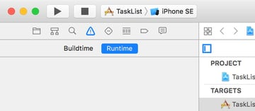 Runtime Issues