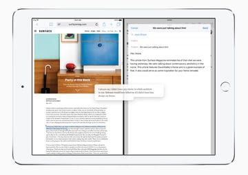 Drag and Drop on iOS 11