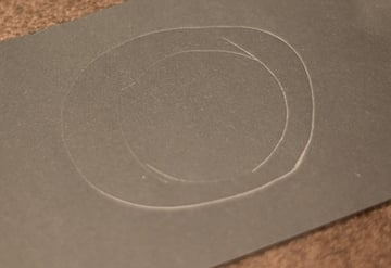 two rough circles