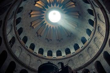 light through ceiling