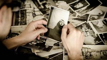 select photographs carefully