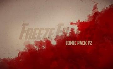 Freeze Frames Comic Pack V2