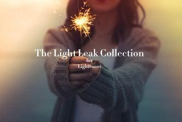 Essential Light Leak Lightroom Presets
