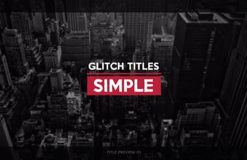 25 Urban Glitch Titles