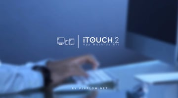 iTouch 2 App Promo Mock-Up Kit