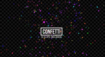 Confetti by VictoryBox and available on Envato Market