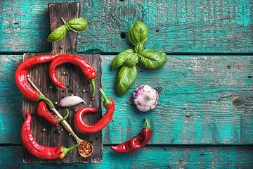 Spicy Oriental Spice Cayenne