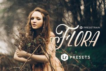 Flora  Presets for Adobe Lightroom
