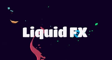Liquid FX Animation Pack