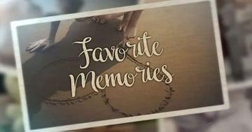 Favorite Memories