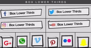 Box Lower Thirds
