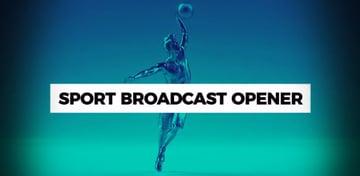 Sport Broadcast Opener