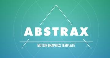 Abstrax Titles MOGRT