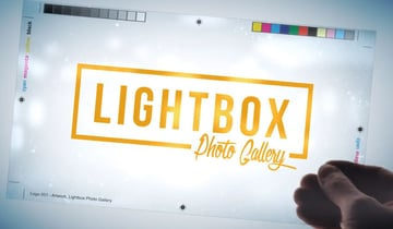 Lightbox Photo Gallery Picture Slideshow Template