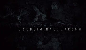 Subliminal Grunge Adobe After Effects Slideshow