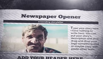 Newspaper Openers