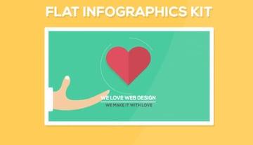 Flat Infographics