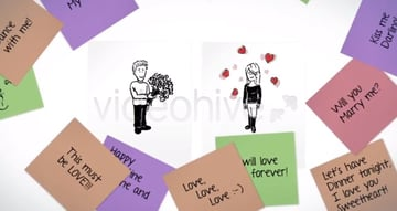 Animated Love Messages
