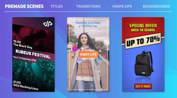 The Ultimate Story Pack for Adobe After Effects