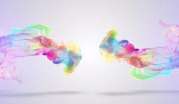 Colors Of Twirls