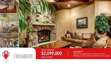 Real Estate Property Showcase