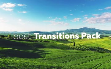 Videolancers Transitions - Original Seamless Transitions Pack
