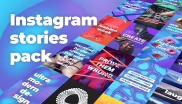Instagram Stories Pack for After Effects