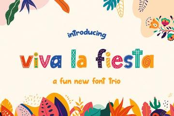 Viva La Fiesta Font Trio