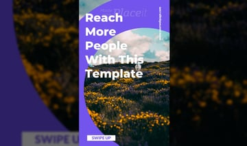 Instagram Story Video Maker Featuring an Animated Quote and Simple Motion Graphics