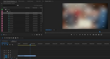 Adding Footage